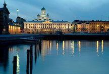 Helsinque, Finlândia - Helsinki, Finland / Helsinki, Finlandia