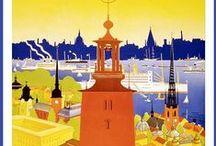 Estocolmo, Suécia (Stockholm, Sweden) / Estocolmo, Suecia