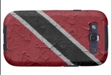 Caribbean Phone Cases / Caribbean nation flags for cases and covers.