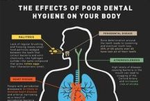 Infographics for Oral Health / infographics on current #dental topics