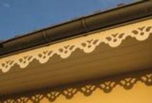 Lambrequins - Pelmets / comment décorer le boitier des volets roulants