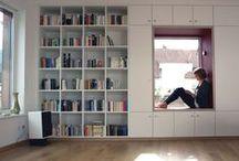 Pièces à vivre - Living rooms / Idées pour de prochains travaux