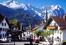 Garmisch-Partenkirchen, Alemanha (Germany)