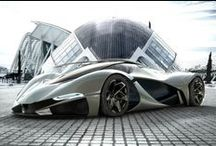 CONCEPT CARS & SUPERCARS