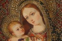 The Virgin Mary / Blessed Virgin Mary ~ Queen of Heaven