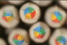 Crayons - Pencils / Dessiner et colorier