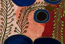 Time dreams  - Le Temps des rêves / Art Aborigène - Aborigen art