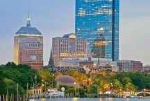 Boston & Cambridge, Massachusetts, EUA (USA)