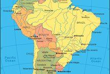 América do Sul (South America)