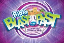 Bible Blast to the Past / NEW!!! VBS 2015… travel back in time to discover God's everlasting love / by Standard PublishingVBS