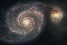 Spirales dans le ciel - Spirals in the sky