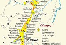 Colmar - Rota dos Vinhos da Alsácia