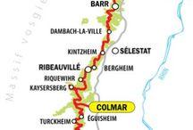 Alsácia/França -Rota dos Vinhos (Route des Vins d'Alsace, France)