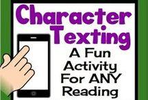 Reading / reading teaching ideas