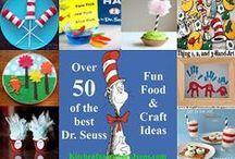 Seussical Stuff / Dr. Seuss lesson and party ideas