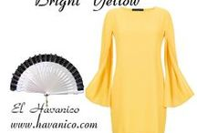 HAND FAN FASHION ACCESSORY / EL HAVANICO is a hand fan company, here we propose our hand fans in some proposal of outfits.  www.havanico.com