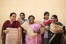 """IKEA MÅNGSIDIG - Limitierte Kollektion / Im 2014 ist die limitierte """"MÅNGSIDIG"""" Kollektion in Zusammenarbeit von IKEA mit Social Enterprises in Indien entstanden. MÅNGSIDIG bedeutet facettenreich. Das spiegelt die Kollektion wider: farbenfrohe, handbestickte Pölster aus Baumwolle, Hocker aus Naturmaterialien für den Sommer 2014. Lass dich inspirieren! Nur solange der Vorrat reicht. Bildrechte ©Inter IKEA Systems B.V. 2002-2015"""