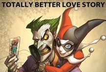 Villains in the comic world..or are they?? / by Angie Duran