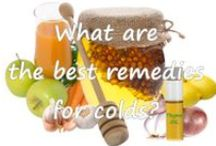 natural remedies for colds