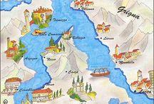 Lago de Como, Itália (Lake Como, Italy)