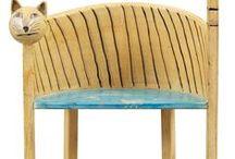 school: stoelen / chairs