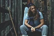 Mens Fashion / A bit hipster, a bit surf and a bit boho