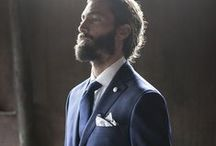 Men's wear: Formal and suits / Great fashion looks for men and various inspiration for styling.