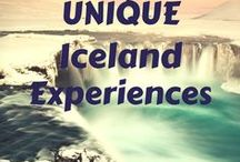 Unique Iceland Experiences / Iceland is like no other place on earth. Follow this board for a guide to all the interesting and unique things you can only do in Iceland.
