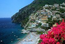 Amalfi Coast, Italy (Costa Amalfitana, Itália)