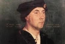 Wolf Hall - Who is who? / by Inge Hoogendoorn