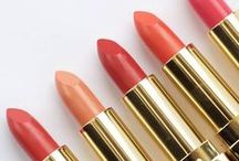 MUA - LUXE YOUR LIPS / It's all about big, strong and bold lips this season - make sure you rock the look!