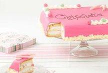 Taart en gebak / Voor elke gelegenheid een taart of een heerlijk gebakje!