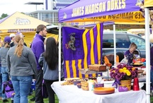Tailgate Masters / JMU fans do gameday right.  Submit your best tailgate set-up photos to socialdukes@jmu.edu. / by JMUSports