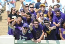 Start Wearing Purple / Here, there and everywhere, JMU fans wear their purple proudly!  Submit photos of you & your fellow Dukes wearing JMU gear to socialdukes@jmu.edu. / by JMUSports