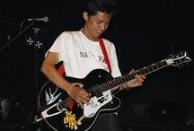 ELECTRICALL PLUG BAND / Nusa Penida BANDIDOS since 2005 with Rock n Roll Music