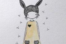 ilustracions / by lidia puig mallen