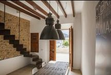 Casita Sal de Mar / Stylish renovated old fisherman's house right on the boulevard of Port de Sóller, Mallorca. www.sollersecrets.com