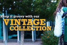 Vintage Collection / Go way back with the Vintage Collection from Outdoor Products.