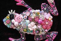 Moonfrog / Inspiring Art and Craft / by Judy Graham