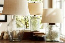 Decor~Light Fixtures & Lamps / by ~Michelle Alberty~