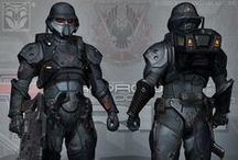character-Military/SF