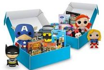 Geek/Nerd/Gamer Subscription Boxes / If you're a self-proclaimed gamer, geek, or nerd, these subscription boxes are just for you. Check out these geek, gamer, and nerd subscription boxes and get geeky and nerdy goodies and collectibles delivered every month!