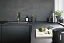 Inspirational — Kitchens / A collection of kitchens we like