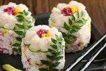 すてきなお寿司