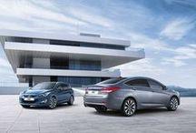 Hyundai i40 wagon / kombi / Europejski samochód jutra Hyundai i40 kombi jest nowym symbolem europejskich samochodów kombi. Z futurystycznym profilem i silnymi, charakterystycznymi liniami - i40 kombi może pochwalić się sportowym wyglądem.