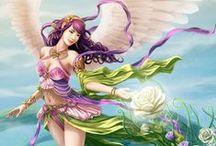 Mi mundo magico / Fantasia