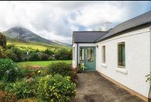 Irish Homes / Here is a collection of homes we have visited throughout Ireland