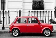 Mini Cooper / de leukste auto die er is