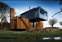 Grillagh Water house - Maghera, NI / The design process - The build - A tour of the house.