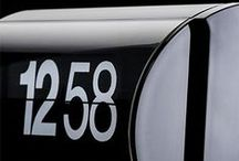 Cifra Tre: the new black / In occasione del Salone del Mobile, Cifra Tre debutta nel nuovo colore inedito: NERO / At the Salone del Mobile, Cifra Tre debuts in new original color: BLACK